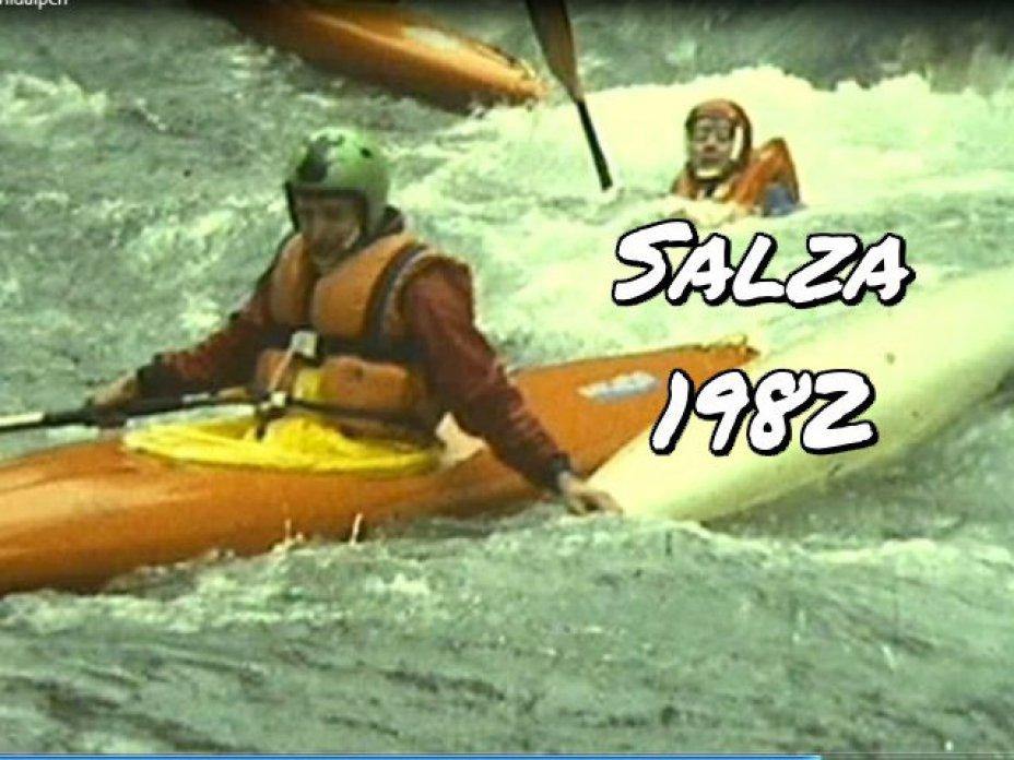 Salza Wildalpen 1982