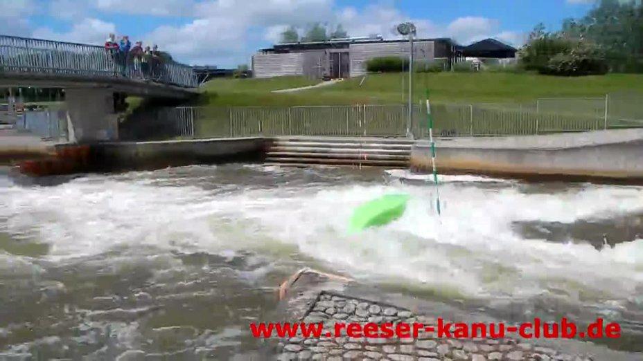 RKC - Wildwasser auf der Dutch Water Dreams Strecke nähe Den Haag